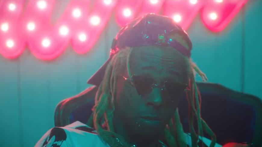 """Jozzy et Lil Wayne à Miami dans le clip de """"Sucka Free""""!"""