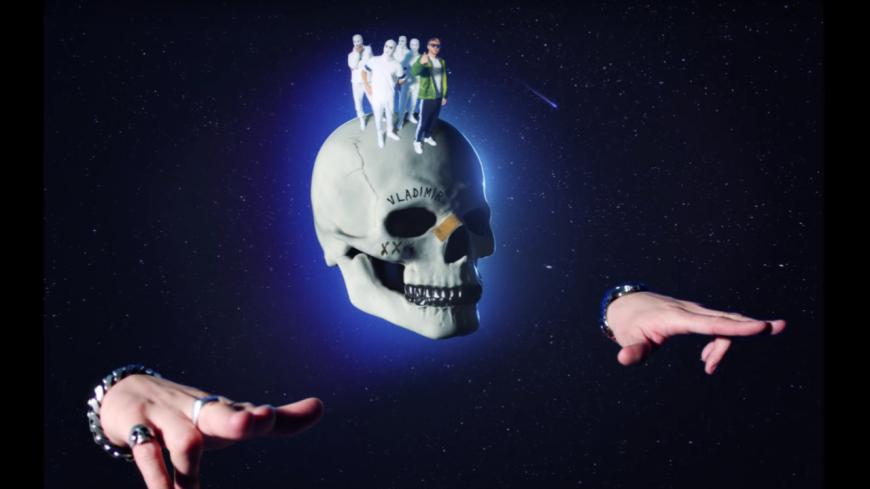"""Vladimir Cauchemar et Vald dévoilent le clip de """"Élévation"""" !"""