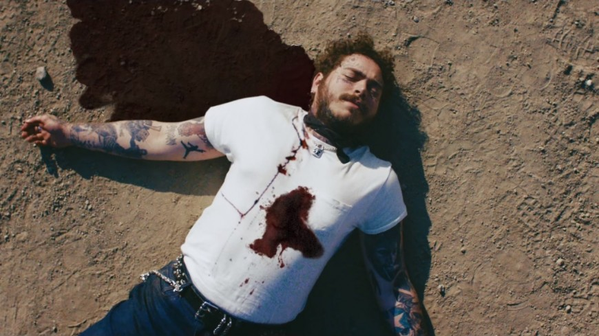 Post Malone reprend vie dans ''Goodbyes'' en collaboration avec Young Thug!