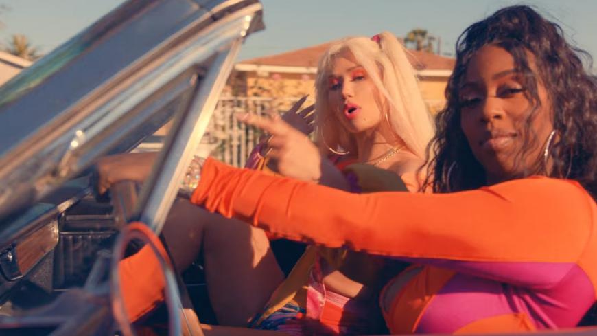 """Iggy Azalea et Kash Doll s'ambiancent dans """"F*ck It Up"""" !"""