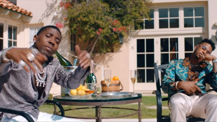 "YFN Lucci se voit bien ""All Night Long"""