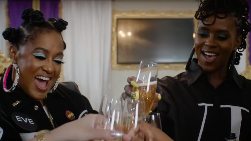 """Rapsody est-elle la """"Oprah"""" du game ?"""