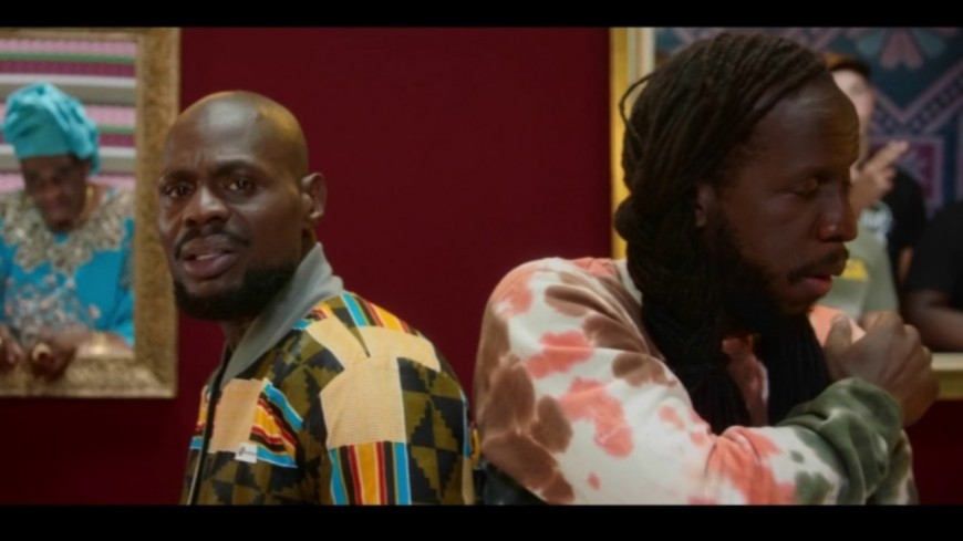 Kery James & Youssoupha vont vous mouiller les yeux !