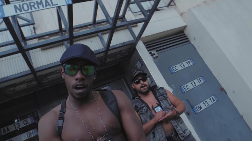 """Dika rappe aux côtés d'Elams dans son nouveau clip... """"Normal"""" !"""