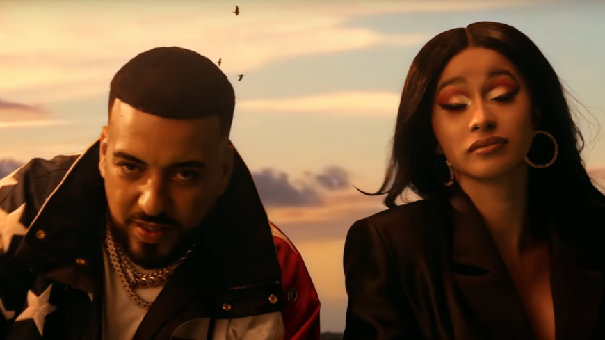 """French Montana, Cardi B et Post Malone s'unissent dans """"Writing on the Wall"""" !"""