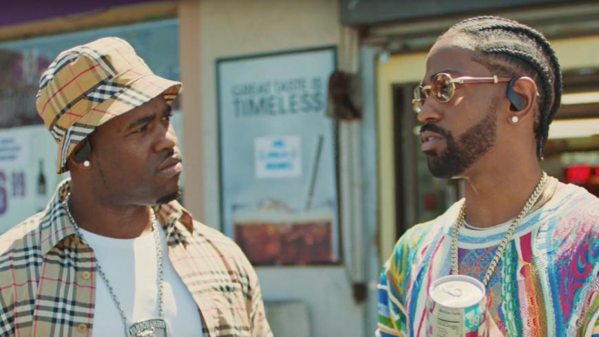 "Big Sean et A$AP Ferg ultra perchés dans ""Bezerk"" !"