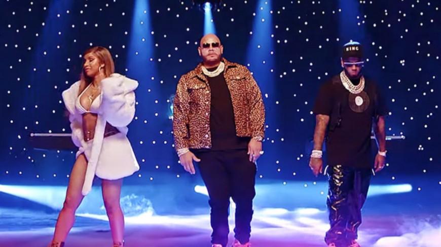 """Fat Joe réunit Cardi B et Anuel AA dans le clip de """"Yes"""" !"""