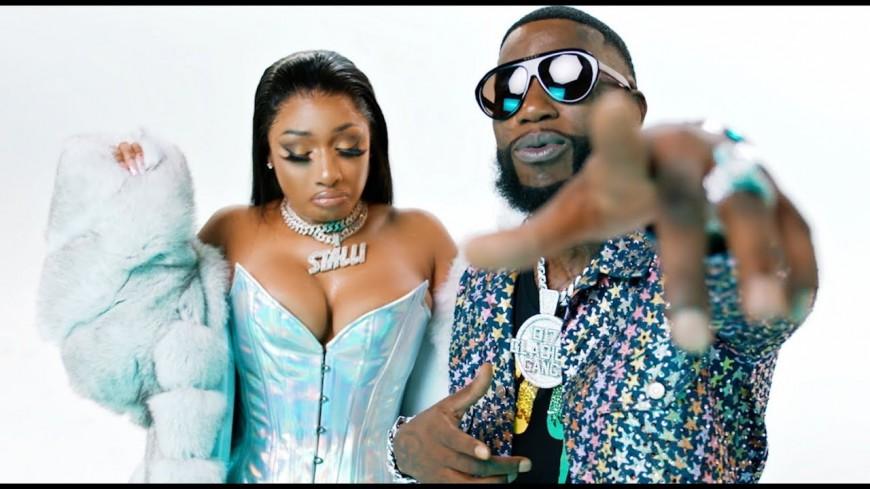 "Gucci Mane balance le clip de ""Big Booty"""