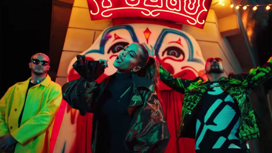 "Dj Snake, Sean Paul, Anitta et Tainy viennent mettre le ""Fuego"" !"