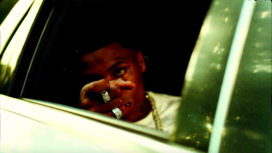 "NBA YoungBoy lâche le clip de ""Carter Son"""