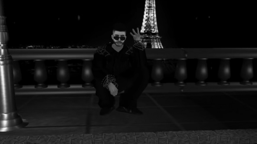 """Ikaz Boi dévoile le clip de """"Place Vendôme"""" avec Sidikey (13 Block) !"""