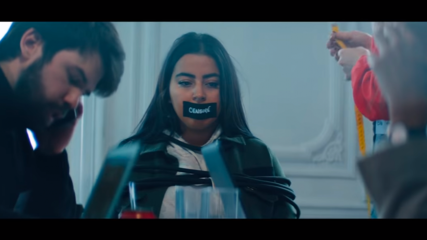 "Bienvenue dans ""My Life"" de Marwa Loud"