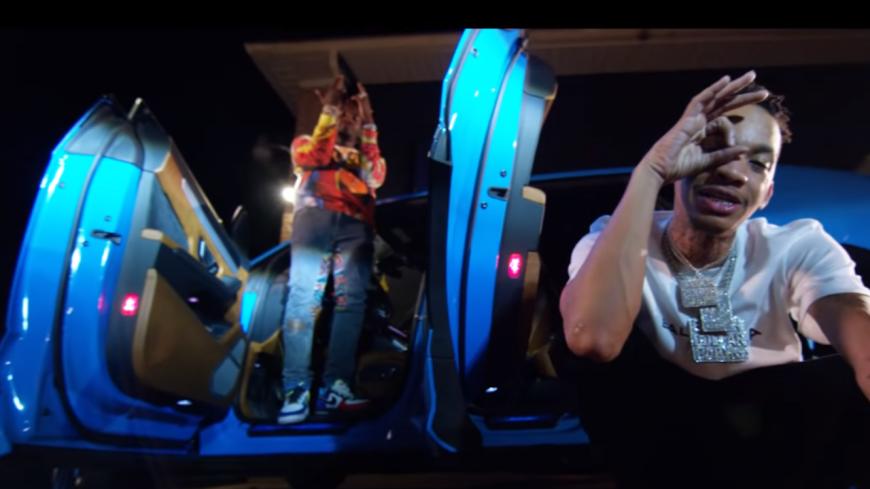 """Stunna 4 Vegas et le clip de """"Up the Smoke"""""""