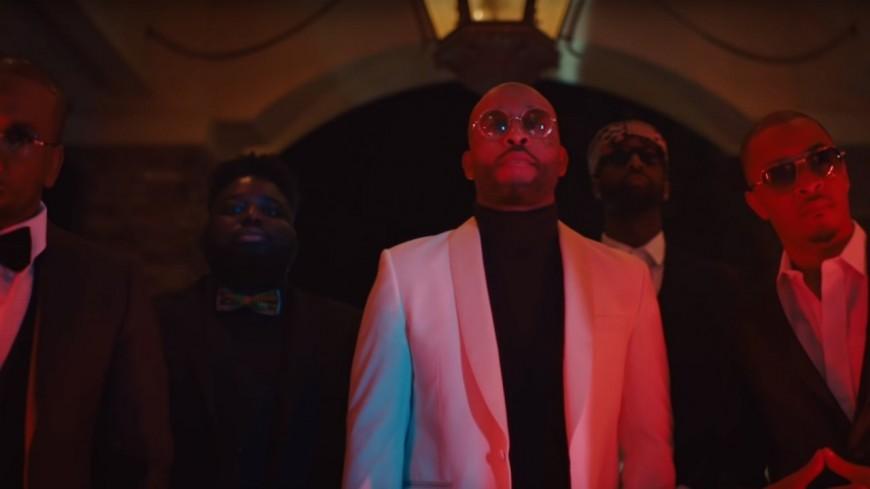 "Royce da 5'9 ramène tous ses ""Black Savage"" dans son clip !"