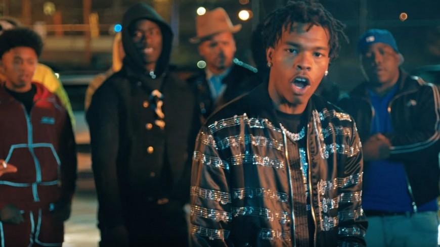 """Lil Baby dévoile une nouvelle version du clip de """"Woah"""" !"""