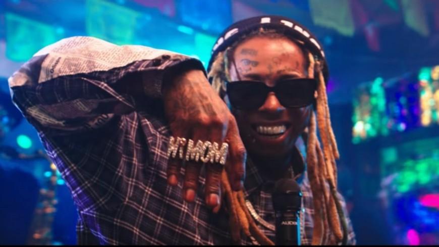 """Lil Wayne joue en """"Playoff"""" avec de beaux guests"""