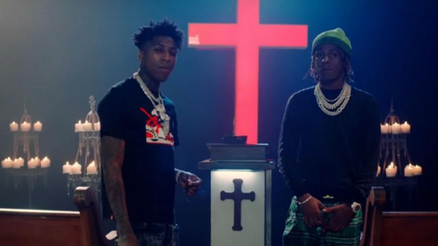 """Rich The Kid et NBA Youngboy dans """"Money Talk"""""""