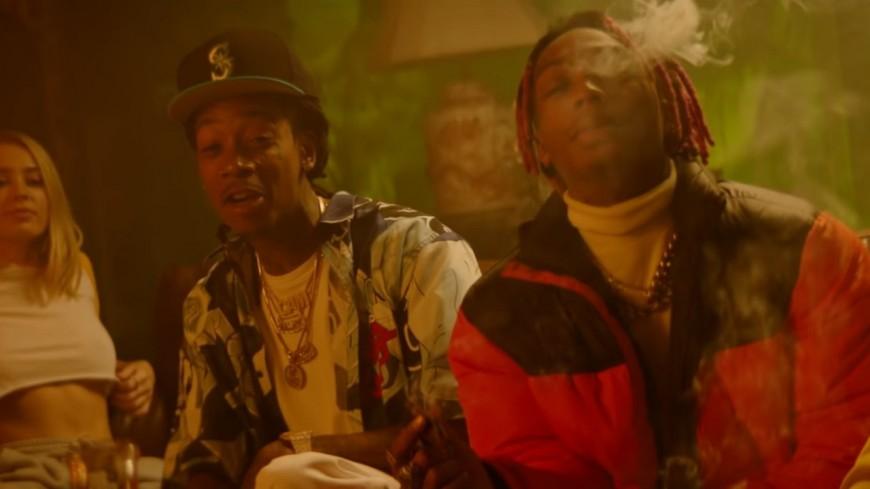 """Tyla Yaweh et Wiz Khalifa s'éclatent dans le remix de """"High Right Now"""" !"""