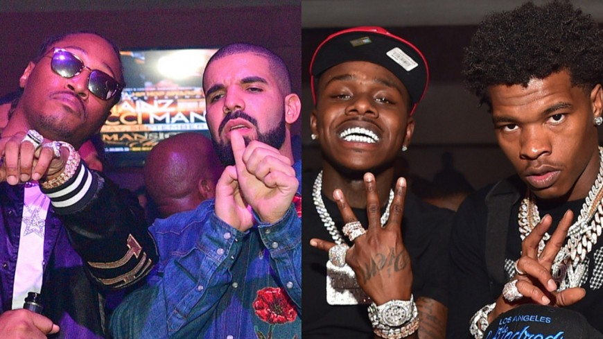 "Drake et Future remixent ""Life Is Good"" avec DaBaby et Lil Baby !"