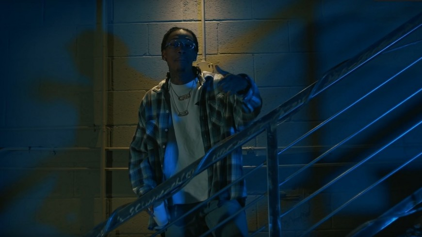 "Wiz Khalifa old school comme jamais dans ""Smokin' Section"" !"