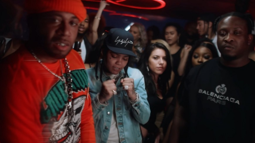 """Red Cafe, Young MA et Kojo Funds vous font """"Turn Up"""" !"""