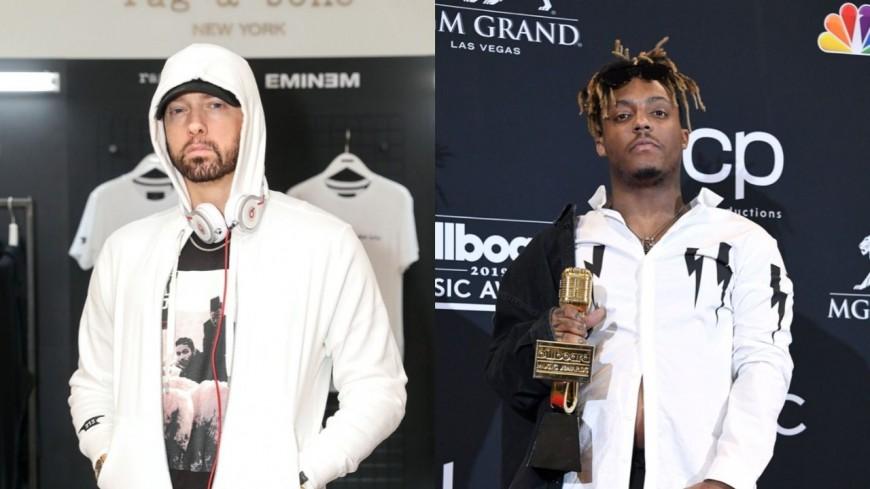 """Eminem crache du feu dans """"Godzilla"""""""