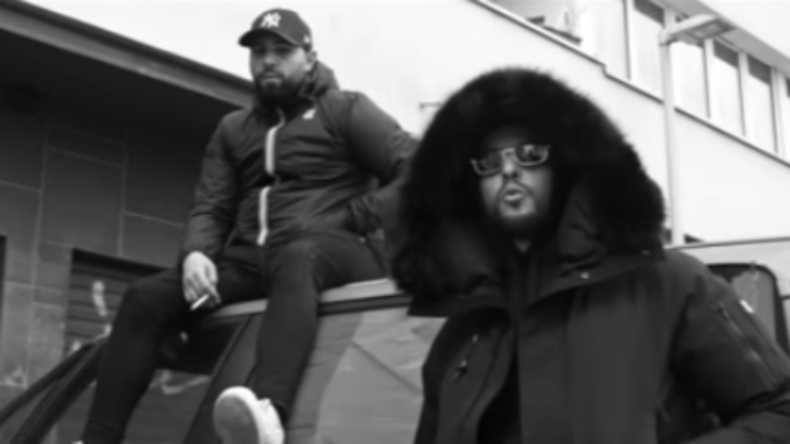 "Hayce Lemsi & Volts Face introduisent ""Adal 2"""