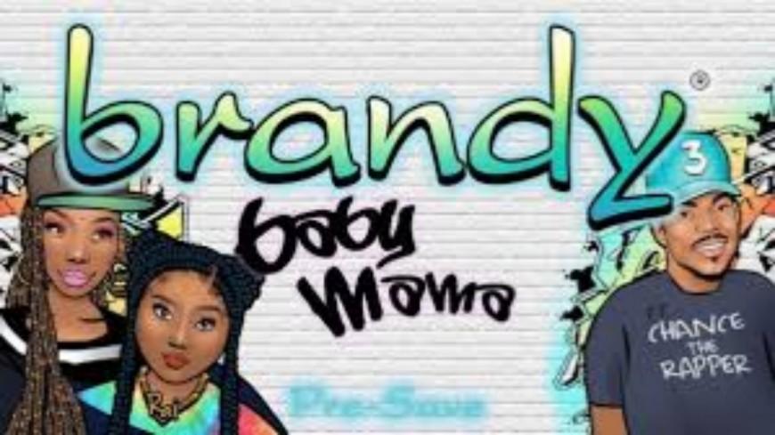 "Brandy célèbre les ""Baby Mama"""