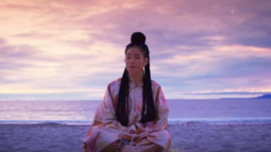 """Jhené Aiko nous offre une """"Magic Hour"""""""
