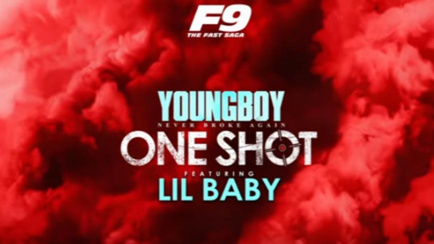 """Youngboy NBA fait un """"One shot"""""""