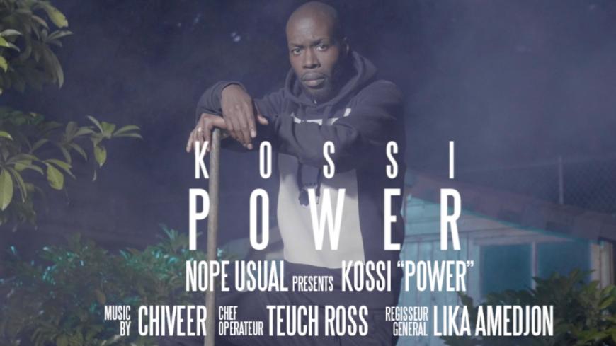"""KOSSI vous incite à prendre le """"Power"""""""