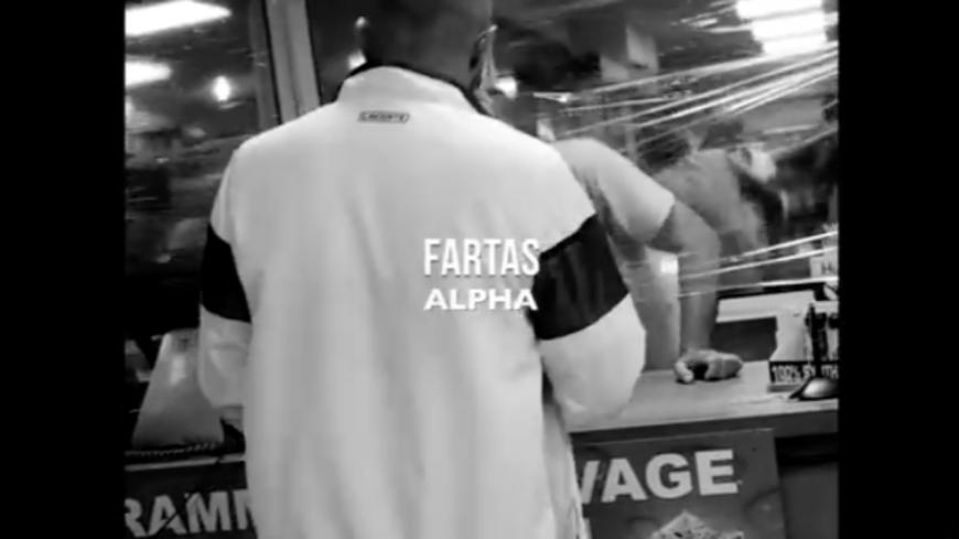 """Fartas balance le clip de """"Alpha"""""""