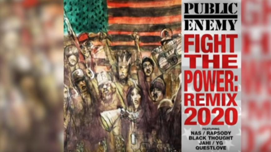 """Public Enemy annonce son retour avec le remix de """"Fight The Power"""""""