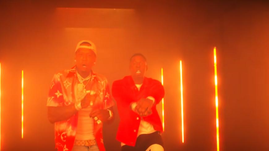 """Avec Moneybagg Yo et Blac Youngsta, il fait """"Super Hot"""""""