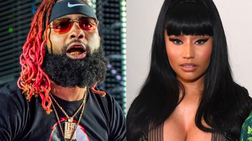 """Sada Baby invite Nicki Minaj pour le remix de """"Whole Lotta Choppas"""""""