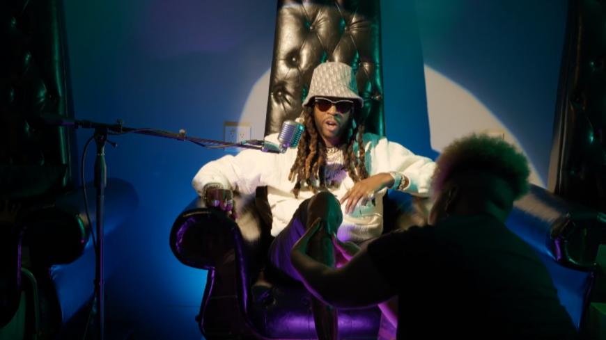 2 Chainz donne un Tiny Desk concert