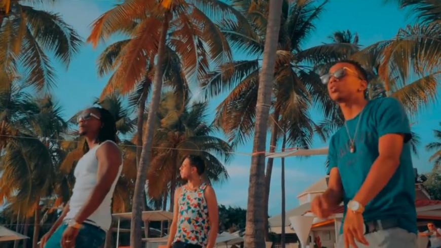 DJ Ken, Admiral T & Lesnah s'envolent vers les Antilles dans le clip de ''Fly Away''