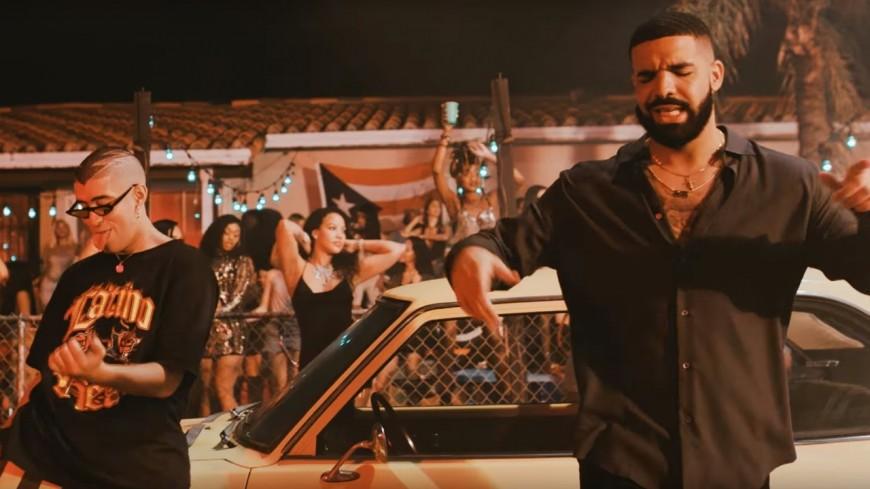 Bad Bunny collabore avec Drake sur ''Mia''!