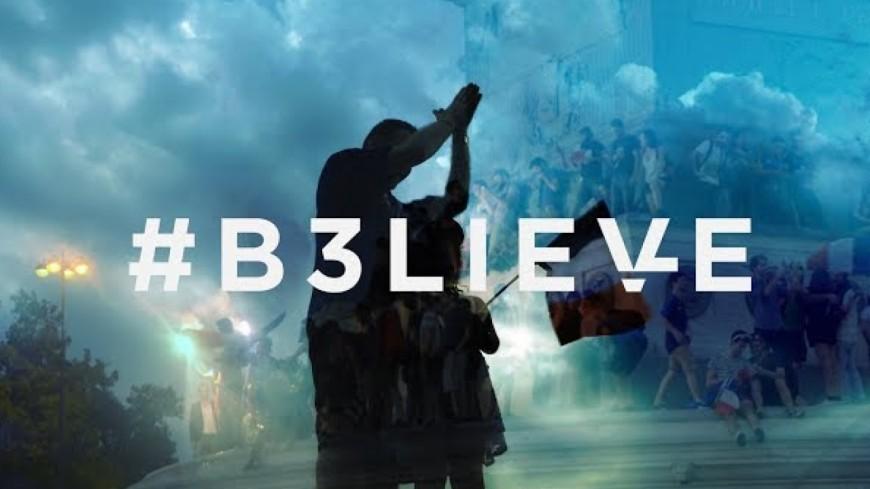 """Lord Esperanza se questionne aux côtés de 3:14 dans le clip de """"#BELIEVE"""" !"""