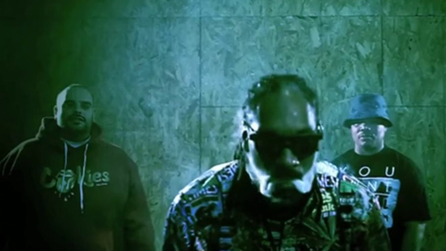 Berner & B Real ft Snoop Dogg & Vital - Faded (Official Video)