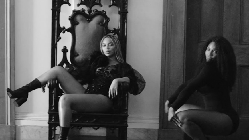 Beyoncé invite Serena Williams pour le clip de ''Sorry'' !