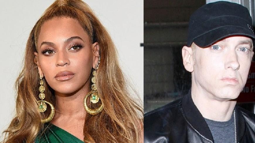 La collaboration entre Eminem et Beyonce est enfin disponible !