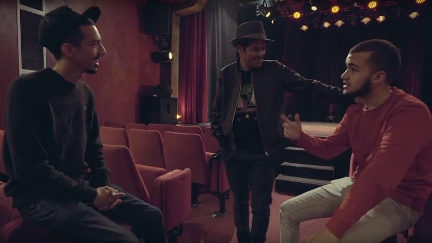 Jamel dans le clip de Big Flo & Oli !