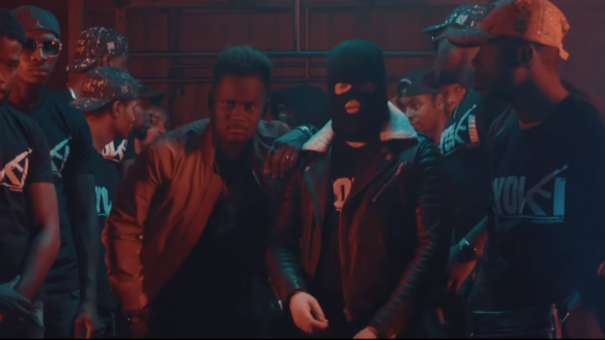 Black M et Kalash Criminel ont le bon ''Dress Code''