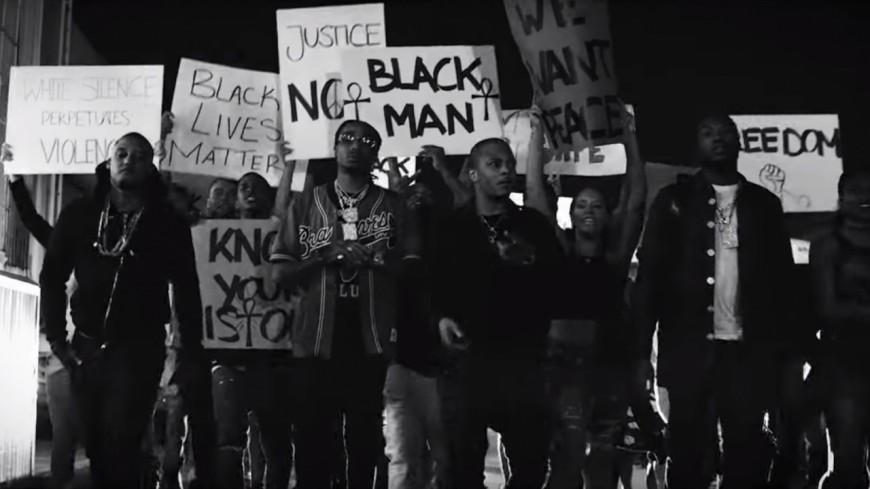 T.I résiste avec Quavo, Rara et Meek Mill sur ''Black Man'' !