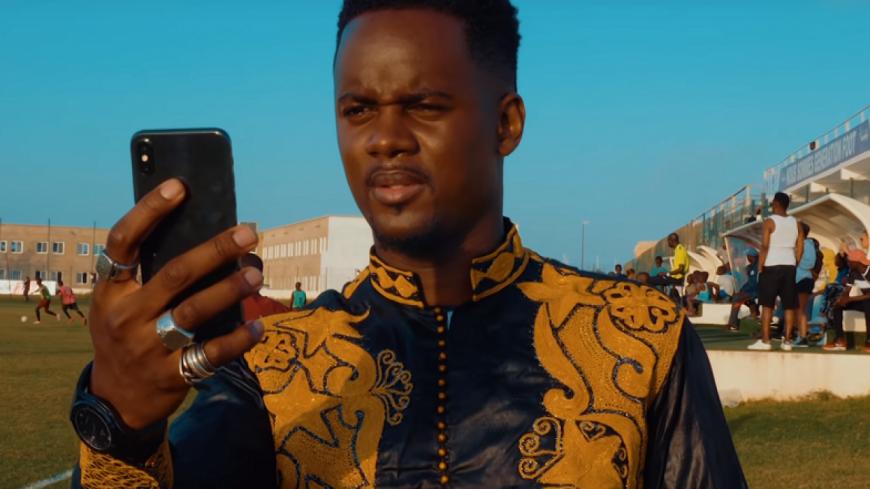Black M dévoile l'hymne officiel de l'équipe du Sénégal pour la Coupe du Monde 2018 !
