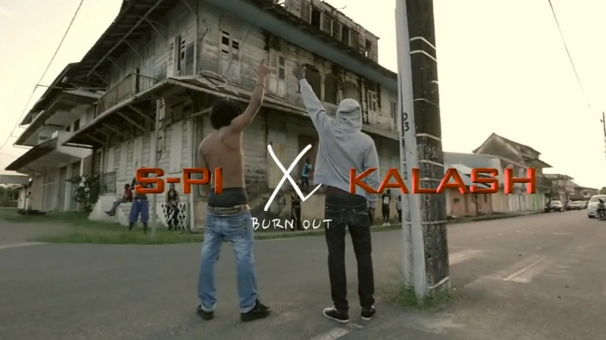S-Pi ft Kalash - Burn Out (Clip Officiel)