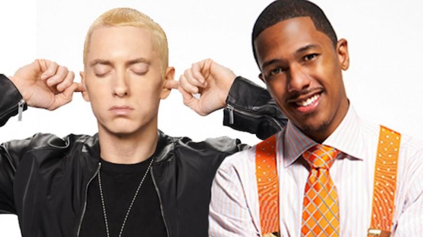 Nick Cannon clash Eminem dans son dernier titre !