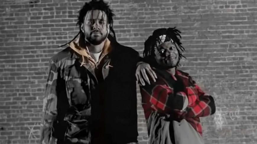 J.I.D invite J.Cole à rapper dans le visuel de ''Off Deez'' !