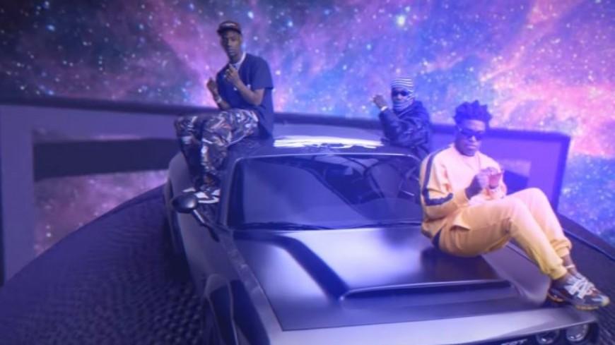 Kodak Black dévoile le clip et le tournage de ''Zeze'' avec Travis Scott & Offset